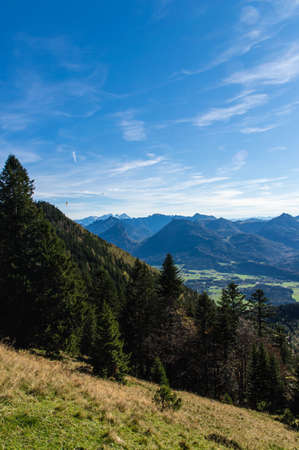 Viewpoint on the Schafberg, Austria