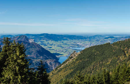 viewpoint: Viewpoint on the Schafberg, Austria