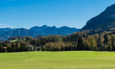 driving range: A Golf Driving Range in Austria