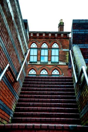 midlands: Architecture Birmingham in West Midlands, England. Stock Photo