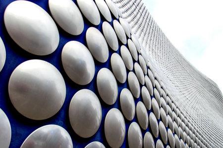 midlands: Exterior of shopping mall building, Birmingham, West Midlands Editorial