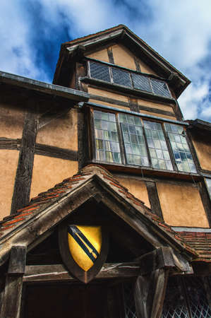 county somerset: William Shakespeares Birthplace, Stratford upon Avon Editorial