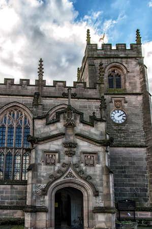 middle easter: wootten wawen church stratford-upon-avon saxon church oldest in warwickshire