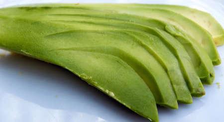 cutted: Cutted avacado, closeup