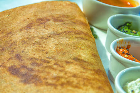 dosa: Masala Dosa, Dosa, South Indian snack