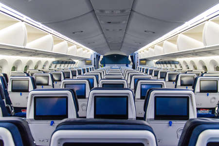 Boeing 787 Dreamliner Economy class