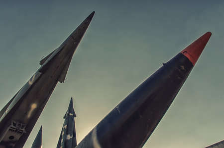 missiles: Detail of Military Air Missiles