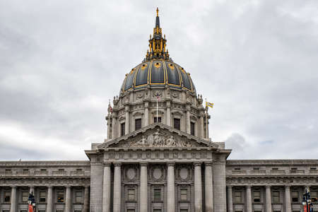 San Franciscos City Hall in California.