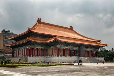 Taiwans National Theater and National Concert Hall are two of the first major modern performing arts facilities to be established in Asia.