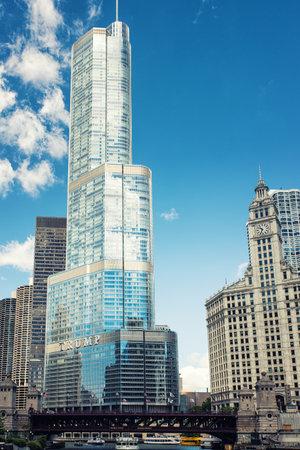 Trump Tower, Chicago, USA