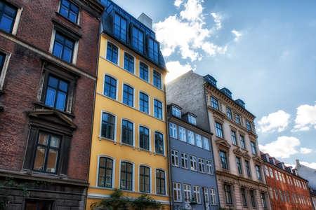 Generic City Architecture, Copenhagen, Denmark