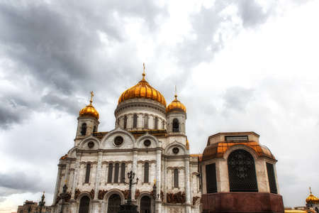 Cathedral of Christ the Saviour, the tallest Orthodox Christian church in the world