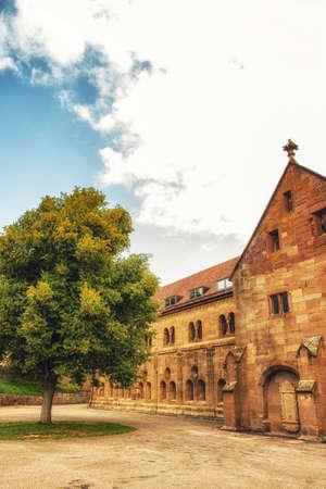 Maulbronn Monastery, Black Forest, Baden-Wuerttemberg, Germany