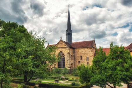 Monastery of Maulbronn Baden Wuerttemberg Germany.