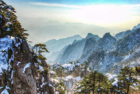 Huangshan, known as 'the loveliest mountain of China', was acclaimed through art and literature during a good part of Chinese history