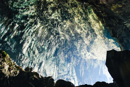 Deer cave in Gunung Mulu National Park the biggest cave all of the world Stock fotó