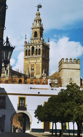 Seville Reklamní fotografie