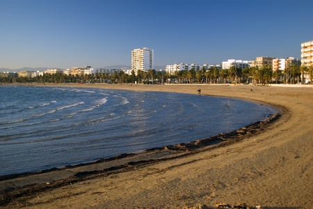 Beach of Salou photo
