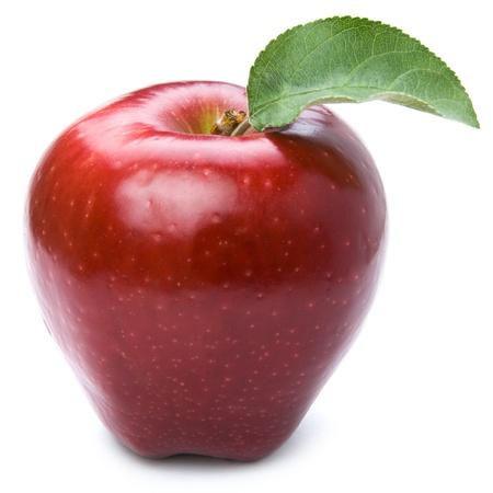 Apple isolated on white background Stock Photo - 17748137