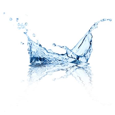 splash water: water splash Stock Photo