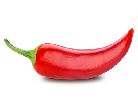 chilli: chili pepper isolated