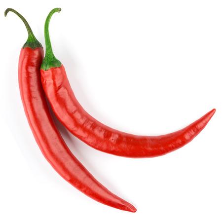 Papryka chili izolowane