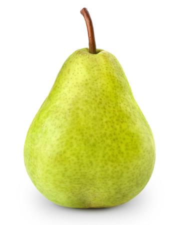 peren op een witte achtergrond