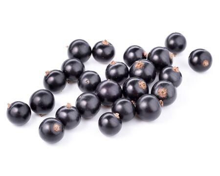 currants: black currants Stock Photo
