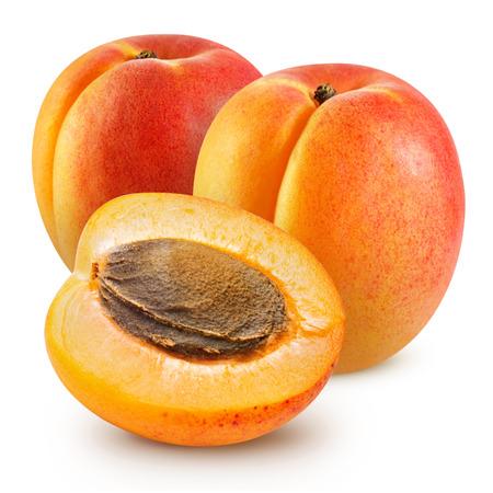 apricots: Fresh apricots