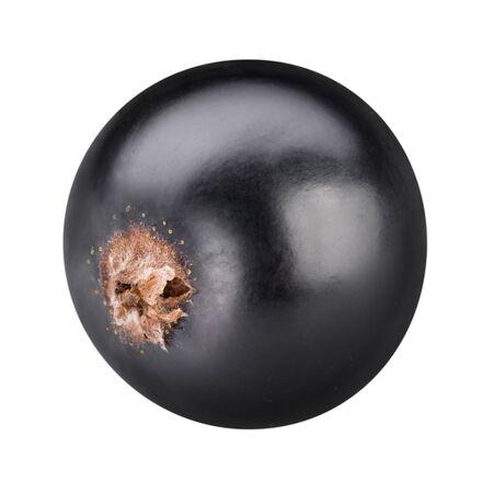 currants: black currants Clipping Path
