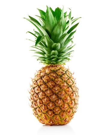 分離されたパイナップル