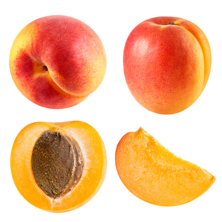 honeyed: Apricot fruits collection