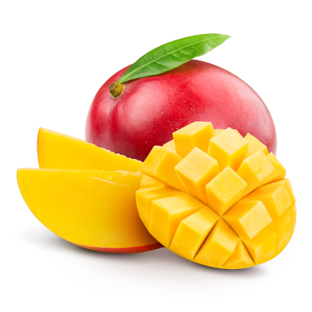 mango fruit isolated Banque d'images