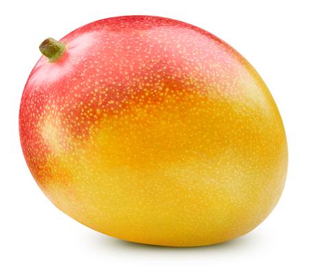 Mango isolated on white Imagens