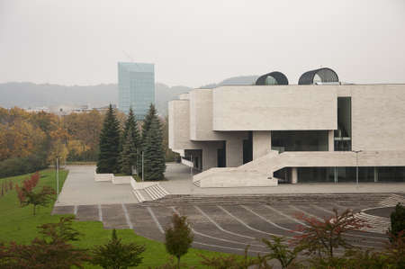 The national art gallery in Vilnius