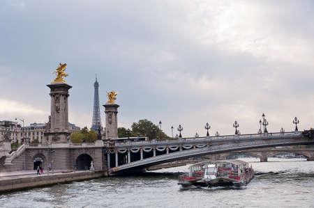 alexandre: Pont Alexandre III in Paris