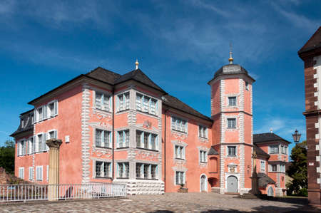 museum and historic building in Ladenburg . germany