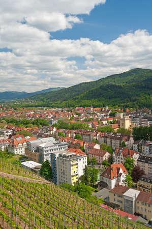 freiburg: Freiburg im Breisgau, Germany