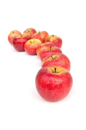 topaz: Topaz apple Stock Photo