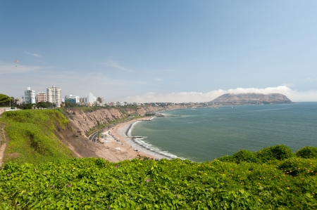 miraflores: Lima, Peru, district of Miraflores