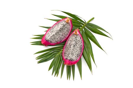 dragonfruit: Pitahaya  dragonfruit  Stock Photo
