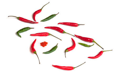 bird s eye: Bird s eye chili