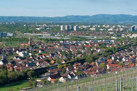 freiburg: Freiburg-St  Georgen, Germany