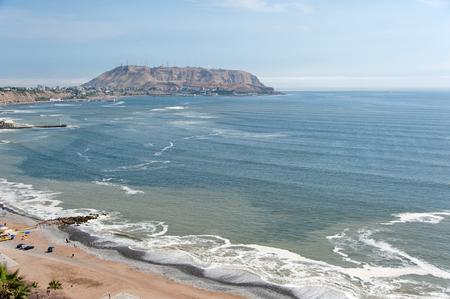 miraflores district: Lima, Peru Stock Photo