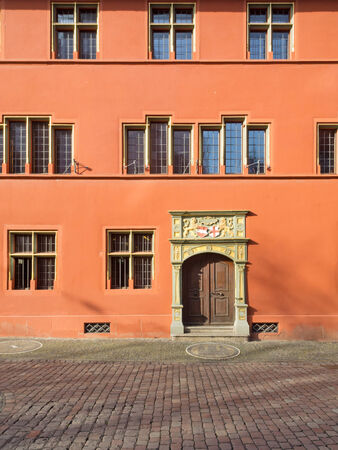 old town hall: Old town hall, Freiburg