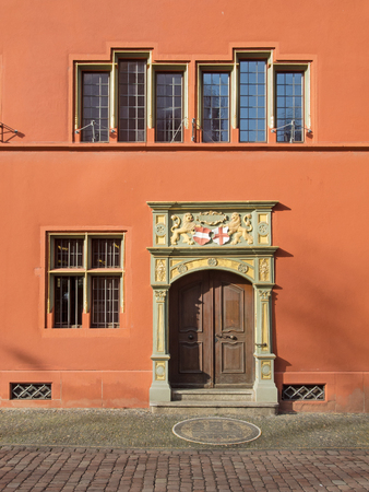freiburg: Old town hall Freiburg, Germany