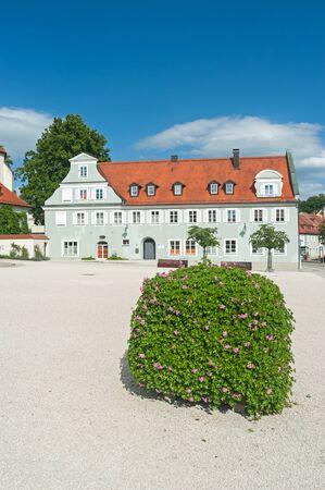allgau: Kempten, Southern Germany Editorial