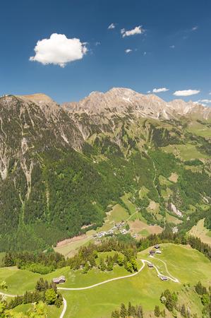 sonntag: Walser Valle, Austria