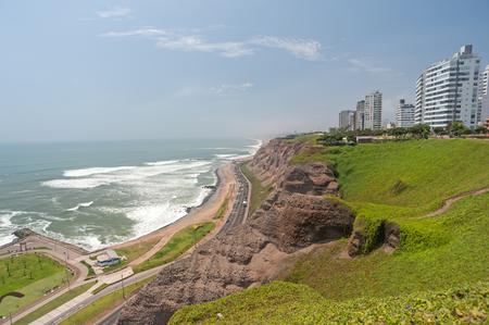 Lima, Peru. District of Miraflores