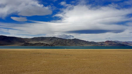 The expanses of the Mongolian Altai